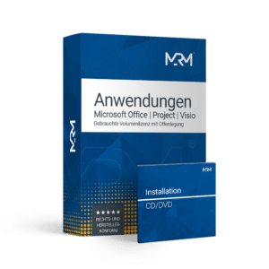 Anwendungssoftware - MRM Distribution