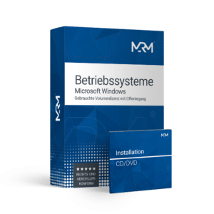 Betriebsystem Windows Box - MRM Distribution