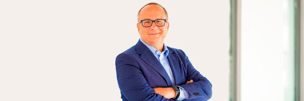 Ernesto Schmutter ist seit einem Jahr hauptamtlich bei der MRM Distribution aktiv.