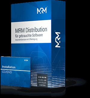 MRM Gebrauchte Software Box