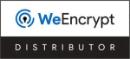 WeEncrypt Distribution Logo - MRM Distribution