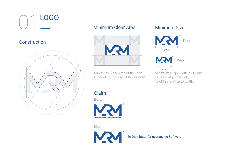 Styleguide - MRM Distribution